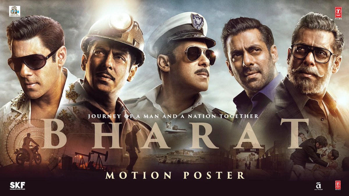 Bharat Motion Poster