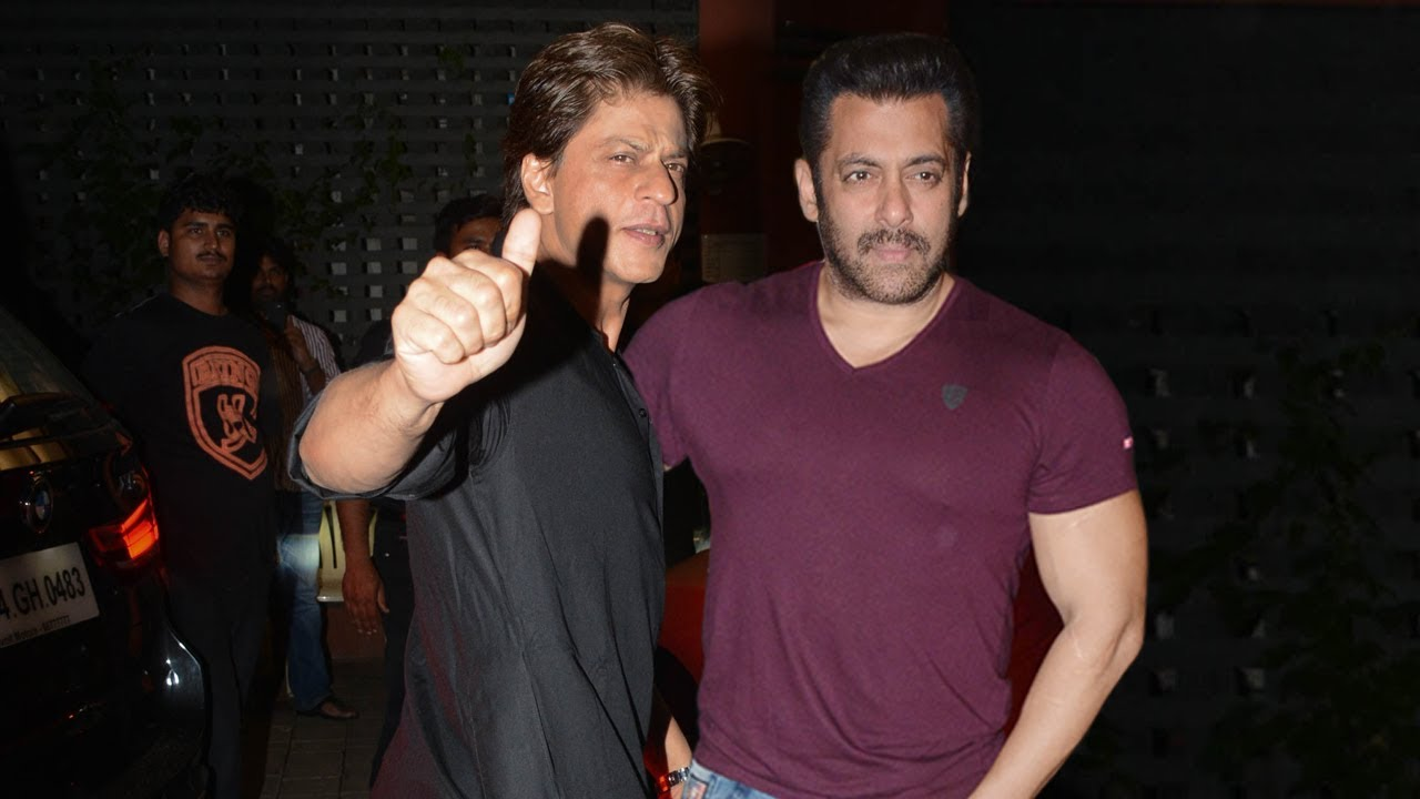 Shah Rukh Khan & Salman Khan