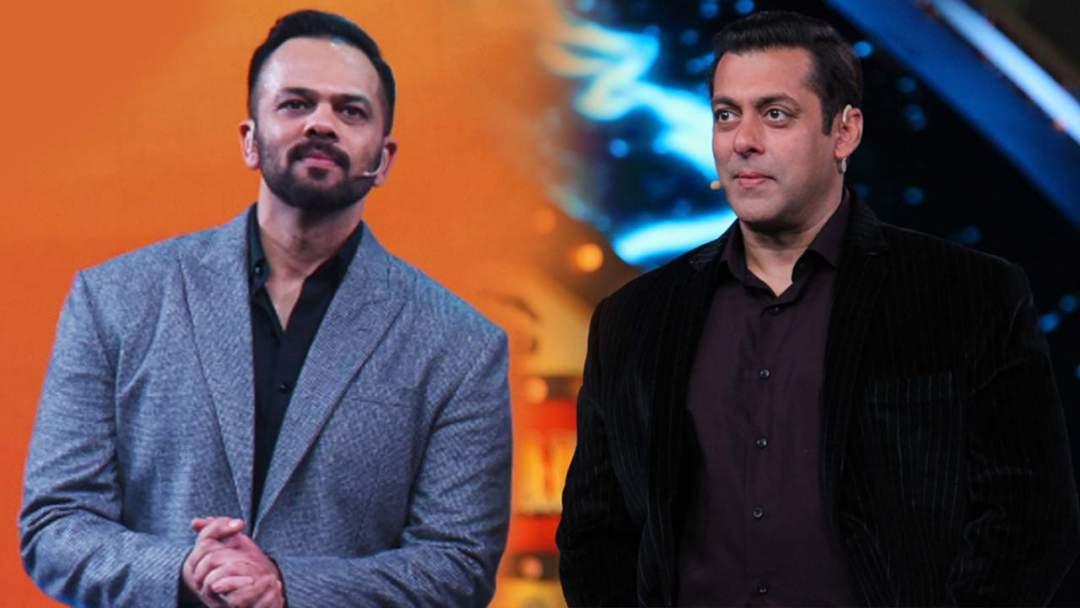 Salman Khan & Rohit Shetty