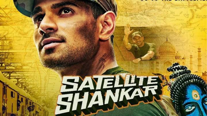 Satellite-Shankar