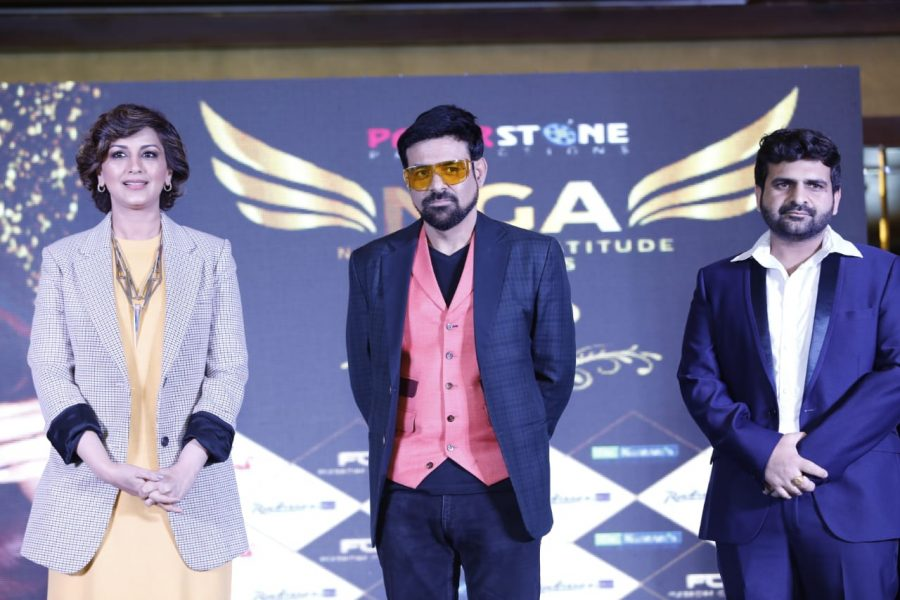 फिल्म अभिनेत्री सोनाली बेंद्रे ने 'National Gratitude Awards 2020' में मचायी धूम
