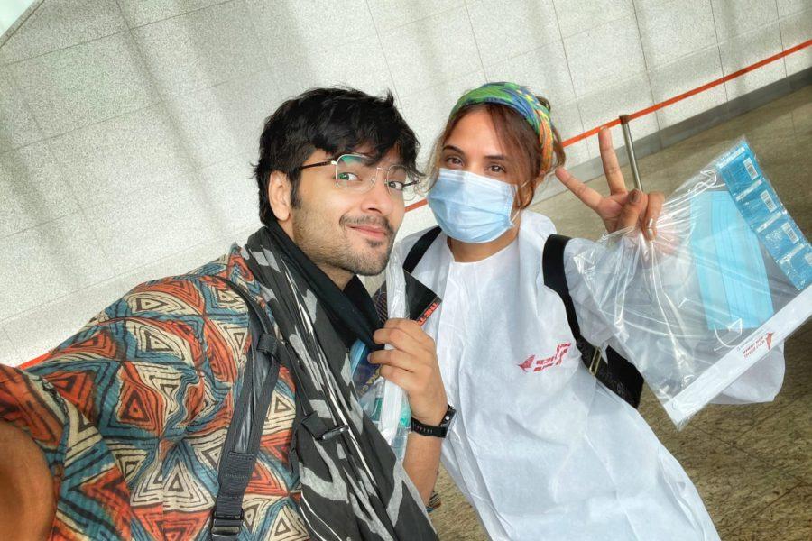 ऋचा चड्ढा और अली फजल ने देहरादून में की 'गर्ल्स विल बी गर्ल्स' की शूटिंग