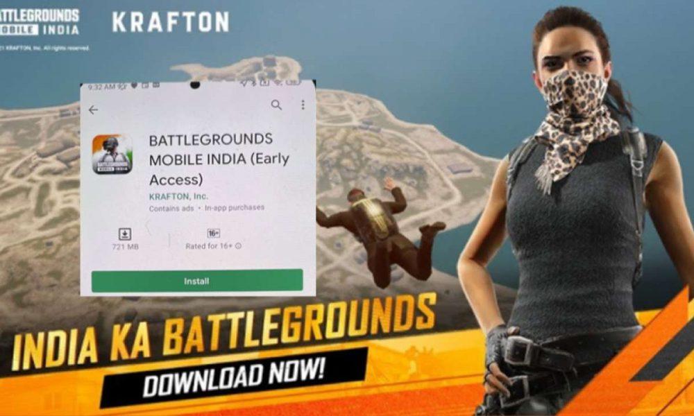 Battlegrounds Mobile India iOS version LAUNCH, Krafton ने जारी किया नया Teaser