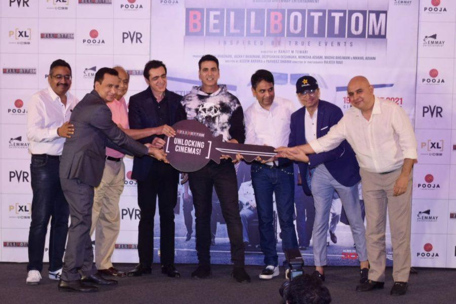 Bellbottom : बड़े पर्दे के लिए जादुई मनोरंजन देने का वादा करता है 'बेलबॉटम' का ट्रेलर