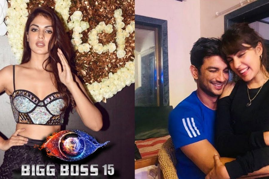 Salman Khan के शो Bigg Boss 15 में नज़र आएंगी Rhea Chakraborty?