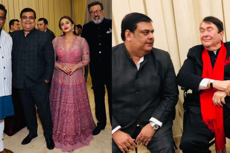 अनुराग बसु, राहुल मित्रा, बोमन ईरानी और हुमा कुरैशी ने ताशकंद फिल्मोत्सव में रेड कार्पेट पर किया वॉक