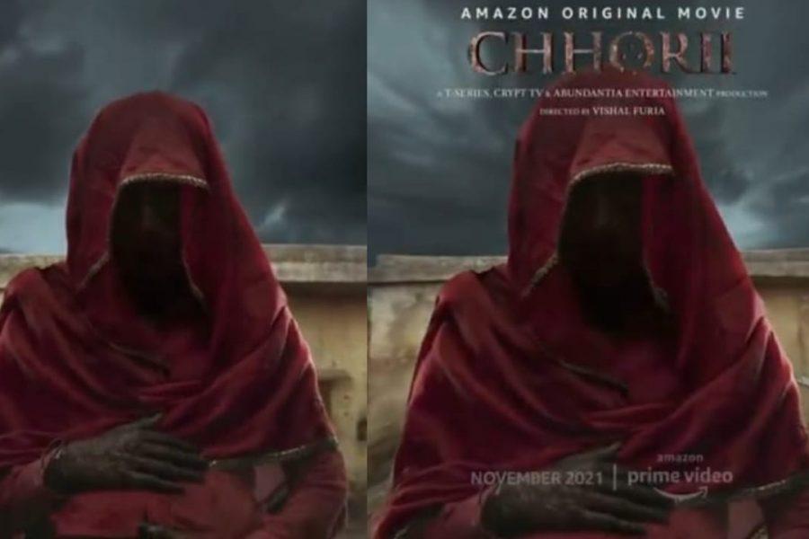 Chhorii का मोशन पोस्टर रिलीज, देखते ही कॉंप जाएगी रुह