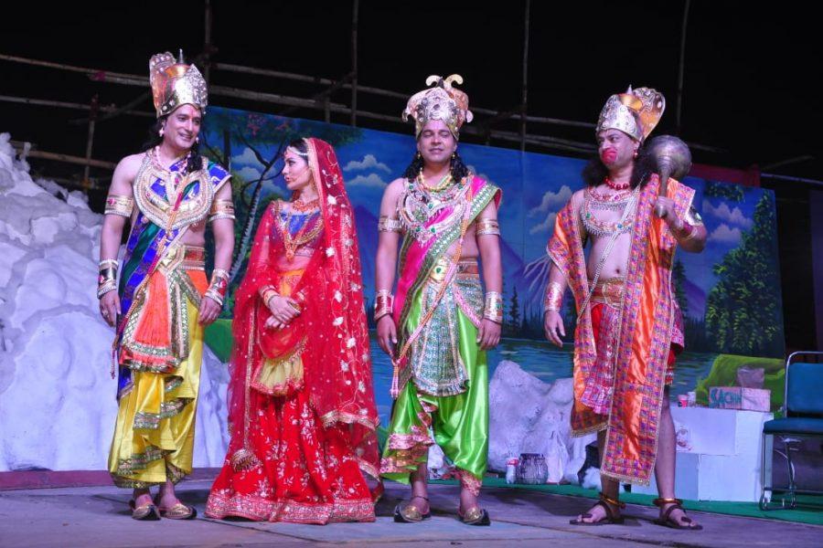 Lav Kush Ramlila में फिल्मी सितारों का अभिनय से साथ देंगे 5 केंद्रीय मंत्री